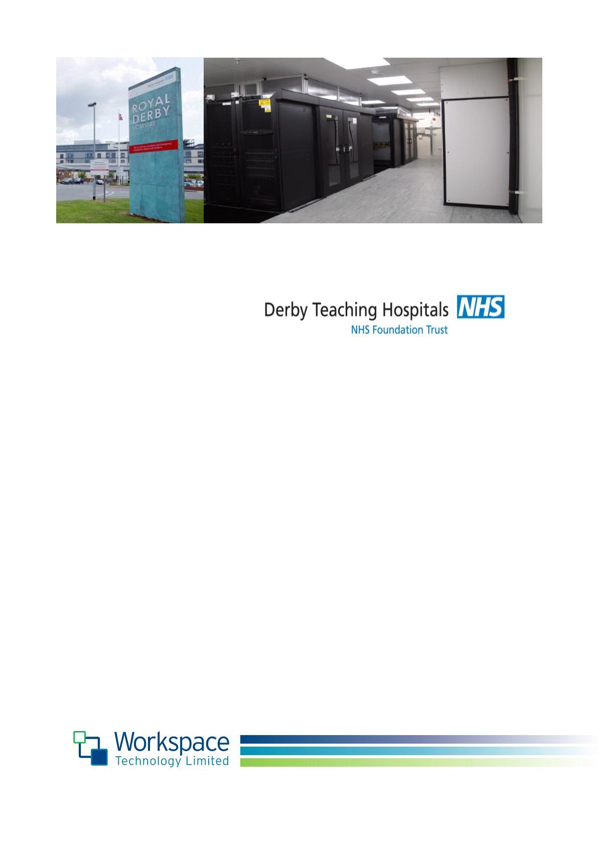 Royal Derby Hospital Case Study