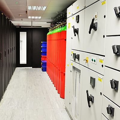 Data Centre Design & Build Solutions