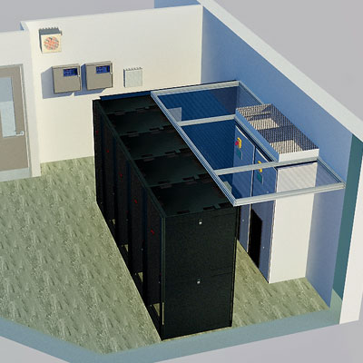 Data Centre Design & Build Services